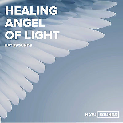 Healing Music for Deep Relaxation Angelic Reiki Stress Meditation Spa Massage CD