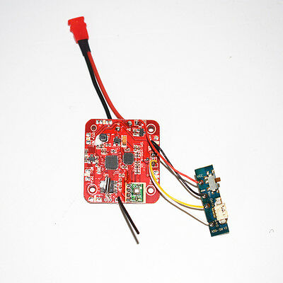 Syma X5HC X5HW RC Quadcopter Replacement Spare Parts New Version Receiver Board