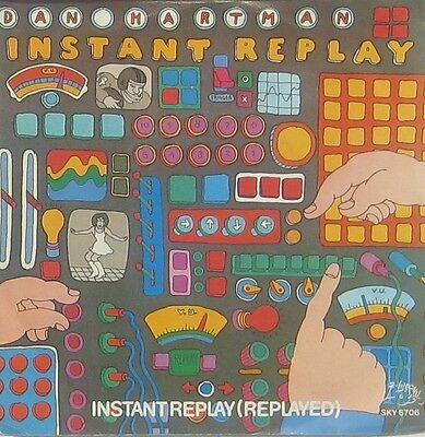 Dan Hartman  instant replay