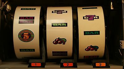 Igt  Slot Machine 5Xpay Wide Reels And Strips