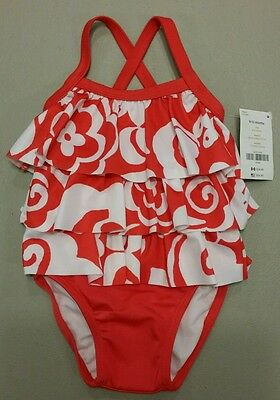 NWT Gymboree Outlet Girl's 6-12 Months 1-Piece Bathing Suit