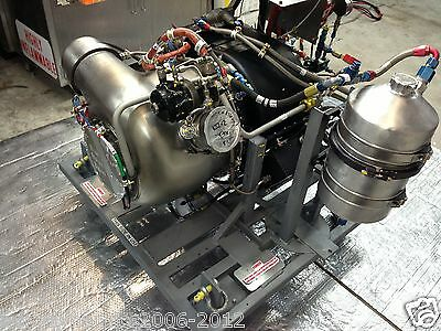 Gtc 85 Garrett Airesearch Aircraft Apu Gas Turbine Engine Platform Plug N Play