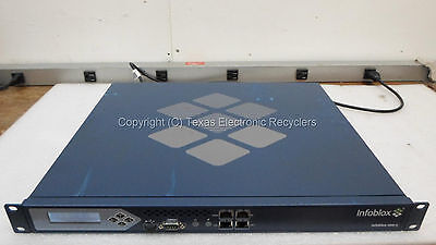INFOBLOX TRINZIC 800 810 Networking Management Device TE-810-NS1GRID