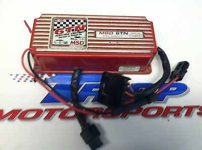 msd 60143 black ls ignition control box carb swap ls1 ls2 ls3 lsx msd 6tn ignition box pn 6401 analog capacitive nascar