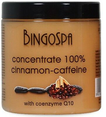 BingoSpa Cinnamon and Caffeine Slimming Concentrate with Coenzyme Q10 250g