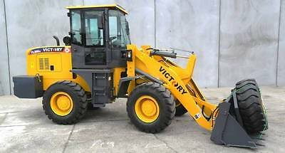 New Victory VL200e (5500kg) Wheel Loader - Not Bobcat, Tractor