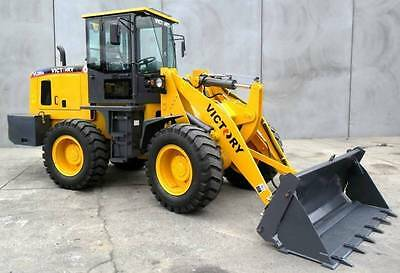 New Victory VL280e (6500kg) Wheel Loader - Not Bobcat, Tractor