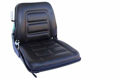 Ride on mower, Loader, Machinery Semi Suspension Seat - New