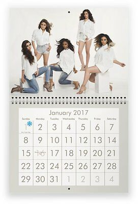 FIFTH HARMONY 2017 Wall Calendar
