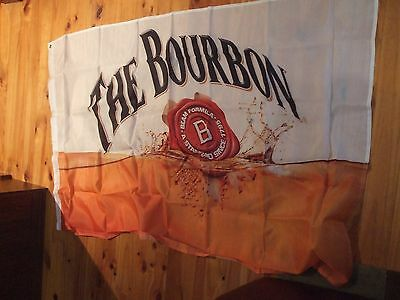 jim beam the bourbon - flag