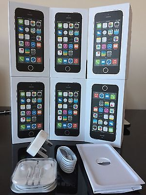 Apple **iPhone 5s 16GB** Space Grey   Empty Box With Accessories