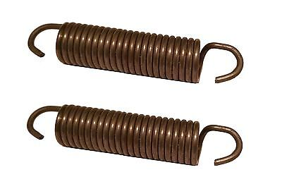 """2-1/2"""" Replacement Helical Furniture Seat Springs Recliner/Sofa/Chair - Set of 2"""