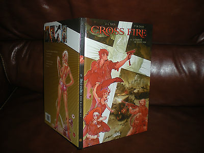 Cross Fire N°5 L'eternite Ne Suffit Pas - Edition Originale Soleil 2010