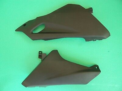 GENUINE Honda CBR125R Lower RIGHT & LEFT Belly Pan Fairing Panels 2012 - 2017