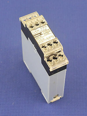 Knick IsoAmp 3820 A2 DC Isolation Amp 0-20  ma
