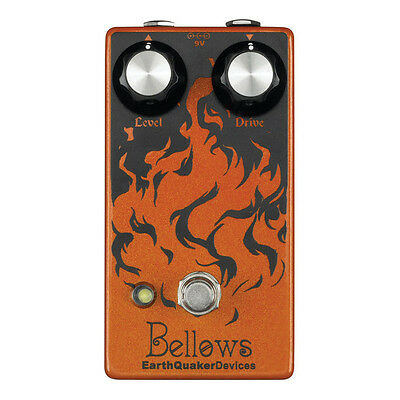 Earthquaker Devices Bellows Fuzz - Authorised Australian Dealer
