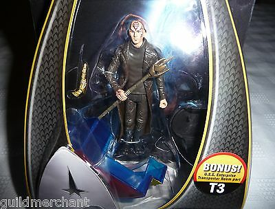 Playmates NERO 2009 STAR TREK MOVIE Galaxy Collection Serie Romulan Leader/Miner