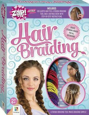 Zap! Extra Hair Braiding by Katie Hewat Free Shipping!