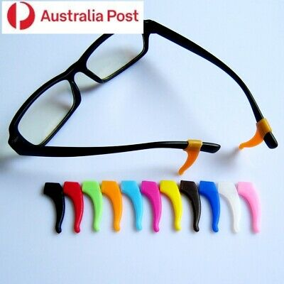 Anti-Slip Tip Ear Grip Silicone Hook Glasses Spectacle Holder Sports