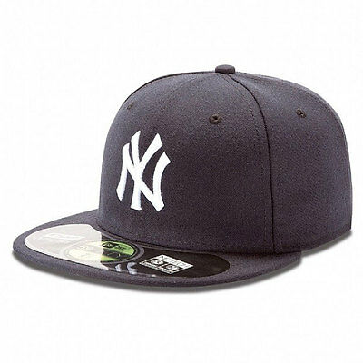 New York Yankees 59FIFTY MLB New Era Fitted Cap - Stock Clearance Sale!