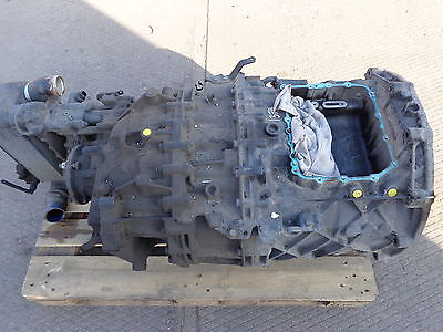 2010 MAN TGX gearbox 12AS2131TD with retarder  (MAN breaking for parts)