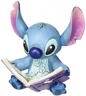 Jim Shore For Enesco Disney Traditions By EnescoStitch With Story Book 5.75