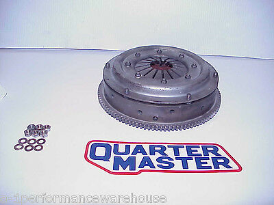 "QuarterMaster 7-1/4"" Triple Disc 29 Spline Chevy R07 Ford Toyota Clutch QM4"