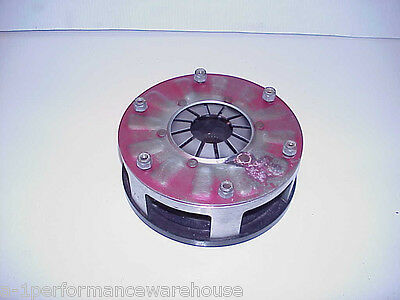 "Ram 6-1/4"" Triple Disc 26 Spline Chevy Clutch with Aluminum Housing Only 1 Night"