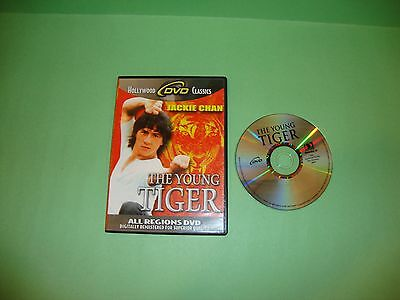 The Young Tiger (DVD, 2006) Jackie Chan Collection