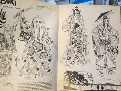 Dollmaking Fall 1989 Magazine-Kabuki Paper Doll/Working With Porcelain/Bye-Lo Ba