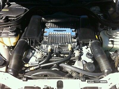 Images of Supercharger In A Mercedes Benz E430 1999 - #rock-cafe