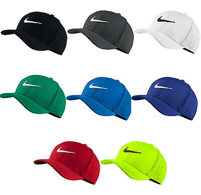 2016 Nike Golf CLASSIC 99 Hat 803330 Fitted Perforated Cap Rory Mcilroy