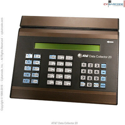 AT&T Data Collector 20 Collection Terminal