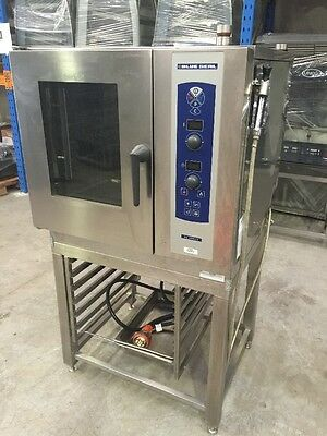 Blue Seal 6 Tray Combo Oven And Stand