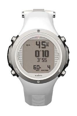 Suunto D6i Novo with UBS Wrist Scuba Computer - White -Discontinued