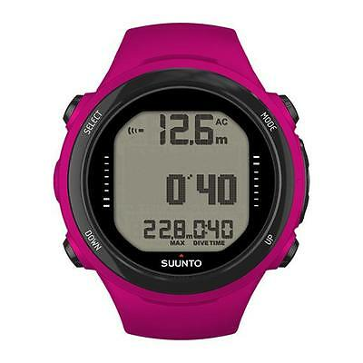 Suunto By Huish D4i Novo Scuba Diving Computer w/ USB - Pink