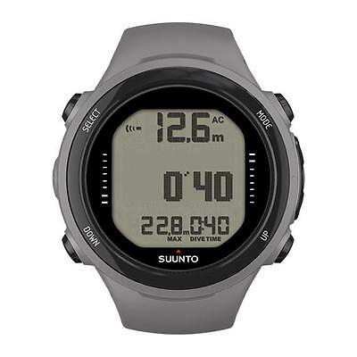 Suunto By Huish D4i Novo Scuba Diving Computer w/ USB - Gray