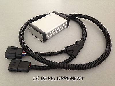 BMW X5 DIESEL E70 3.0d 235 CV - Boitier additionnel Puce Chip Power System box