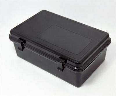 Typhoon Dry Box Small - Black for Scuba divers and Snorkelers