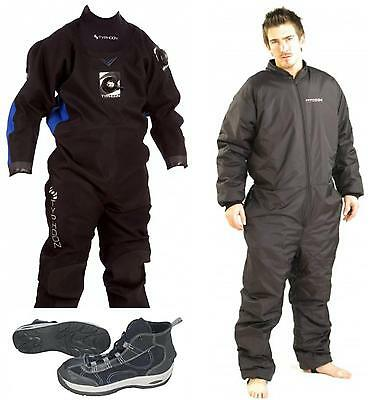 Typhoon Discovery with 100g Thermal Drysuit Package Large/Medium