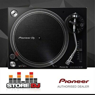 Pioneer PLX500 Turntable in Black (Cartridge Included)