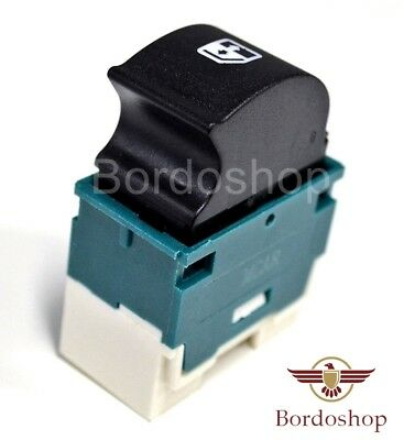 FIAT DOBLO II FINESTRA INTERRUTTORE pannello di sinistra e situata WINDOW SWITCH