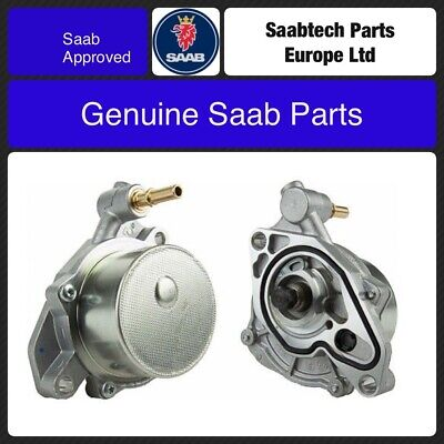 Genuine Saab 9-3 2003-2011 Vacuum Pump - Petrol Models - Brand New - 55561099