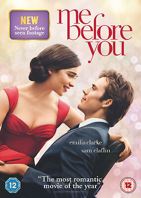 Me Before You [Includes Digital Download] [2016] (DVD)