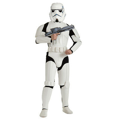 Déguisement Homme STORMTROOPER Luxe Licence M Costume Adulte Héro Star Wars