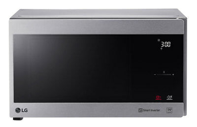 New LG - MS4296OSS - 42L Smart Inverter Microwave Oven from Bing Lee