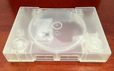 Brand New PlayStation One (PSOne) Translucent Replacement Shell Case