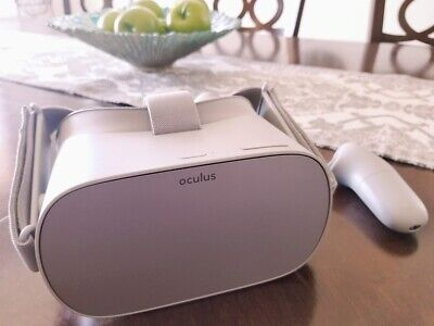 OCULUS GO 64GB VR HEADSET & CONTROLLER Standalone Virtual Reality Glasses