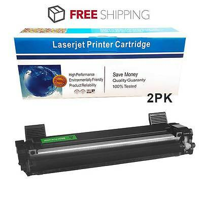 2PK TN1060 Compatible Toner Cartridge for Brother HL-1110 MFC-1810 DCP-1510