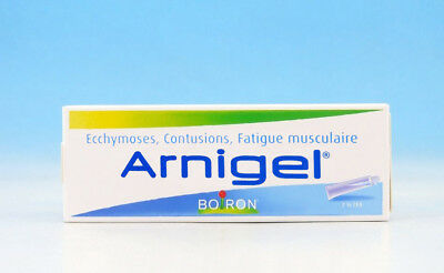 45g BOIRON ARNIGEL® 7% Arnica Homeopathic Gel Bruises Contusions Muscle fatigue
